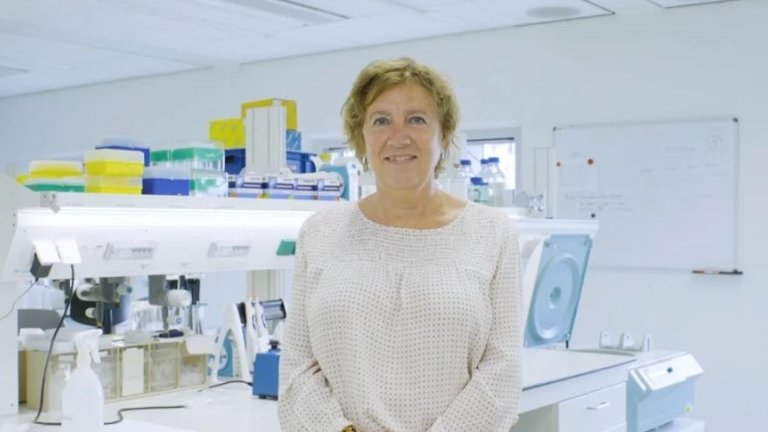 Van Kooyk can justly call herself the founder of a new field, glyco-immunology.